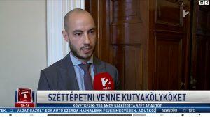 Dr. Lakatos Ádám büntető ügyvéd szakértő nyilatkozata a TV2 Tények híradóban