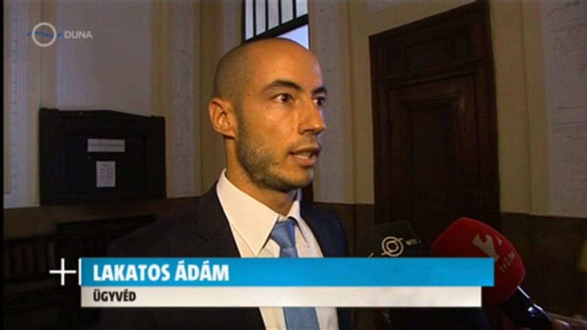 Duna TV - 2014.08.08 Lakatatos Ádám, ügyvéd