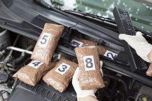 Kábítószerrel kapcsolatos bűncselekmények