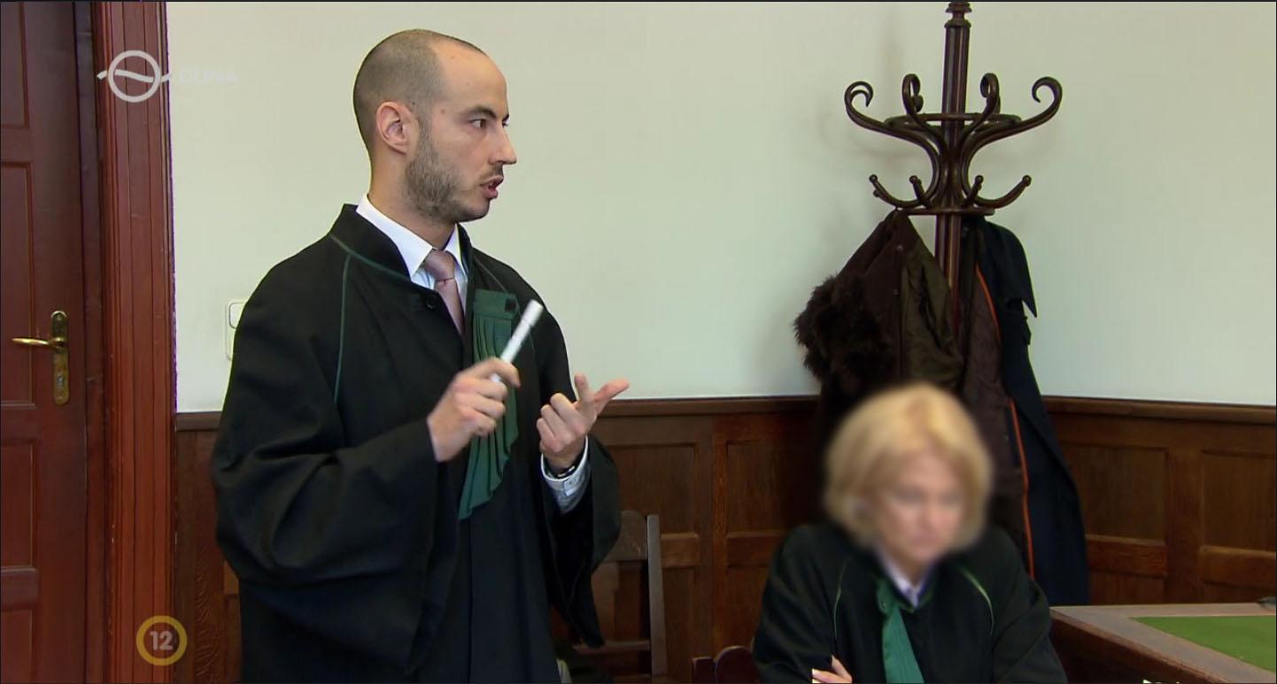 Dr. Lakatos Ádám ügyvéd - tárgyalás
